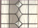 Bevelled Decorative Glass