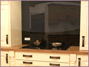 Image of kitchen splashback