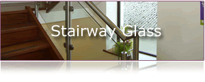 Image of Stairway Glass